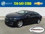 2016 Blue Velvet Metallic Chevrolet Malibu LS #114975724