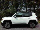 2016 Alpine White Jeep Renegade Limited 4x4 #114975452