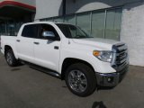 2016 Toyota Tundra 1794 CrewMax 4x4 Data, Info and Specs