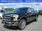 2016 Green Gem Ford F150 King Ranch SuperCrew 4x4 #114975431