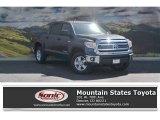 2016 Magnetic Gray Metallic Toyota Tundra SR5 CrewMax 4x4 #115001687