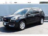 2013 Carbon Black Metallic GMC Acadia SLE #115001919