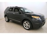 2013 Ford Explorer Limited 4WD Front 3/4 View