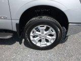 Nissan TITAN XD 2016 Wheels and Tires