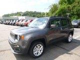 2016 Granite Crystal Metallic Jeep Renegade Latitude 4x4 #115027477