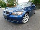 2006 Monaco Blue Metallic BMW 3 Series 330xi Sedan #115027474