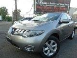 2010 Platinum Graphite Metallic Nissan Murano SL AWD #115027468