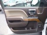 2017 Chevrolet Silverado 1500 LTZ Crew Cab 4x4 Door Panel