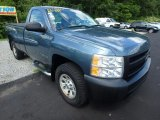 2008 Chevrolet Silverado 1500 Work Truck Regular Cab 4x4 Data, Info and Specs