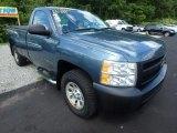 2008 Chevrolet Silverado 1500 Blue Granite Metallic