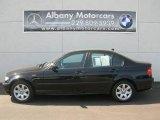 2004 Jet Black BMW 3 Series 325xi Sedan #11503165