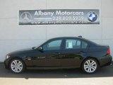 2006 Jet Black BMW 3 Series 325i Sedan #11503162