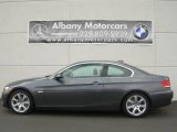 2007 Sparkling Graphite Metallic BMW 3 Series 335i Coupe #11503157