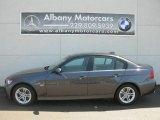 2008 Sparkling Graphite Metallic BMW 3 Series 328i Sedan #11503149
