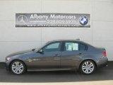 2008 Sparkling Graphite Metallic BMW 3 Series 328i Sedan #11503150
