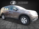 2014 Urban Titanium Metallic Honda CR-V LX AWD #115067576