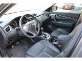2016 Nissan Rogue Interiors