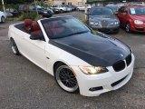 2008 Alpine White BMW 3 Series 335i Convertible #115067697