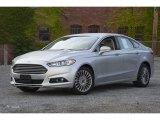 2016 Ingot Silver Metallic Ford Fusion Titanium #115067688