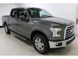 Magnetic Ford F150 in 2016