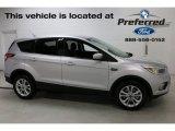 2017 Ingot Silver Ford Escape SE #115067400