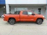 2016 Inferno Orange Toyota Tundra SR5 Double Cab 4x4 #115102924