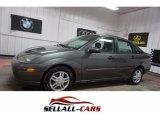2003 Liquid Grey Metallic Ford Focus SE Sedan #115102788