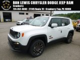 2016 Alpine White Jeep Renegade Latitude 4x4 #115102903