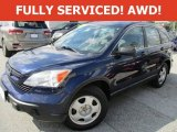 2009 Royal Blue Pearl Honda CR-V LX 4WD #115102858