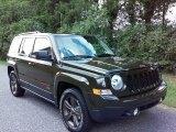 2017 Jeep Patriot Recon Green