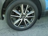 Mazda CX-3 2016 Wheels and Tires