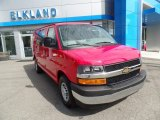 2017 Chevrolet Express 2500 Cargo WT