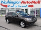 2014 Kona Coffee Metallic Honda CR-V EX-L AWD #115102932