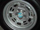 De Tomaso Wheels and Tires