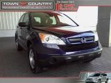 2007 Royal Blue Pearl Honda CR-V LX #11506190