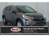 2016 Modern Steel Metallic Honda CR-V EX-L #115128104