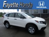 2014 White Diamond Pearl Honda CR-V LX AWD #115164715