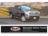 2016 Magnetic Gray Metallic Toyota Tundra SR5 CrewMax 4x4 #115164379