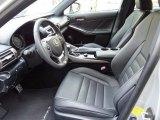 2014 Lexus IS Interiors