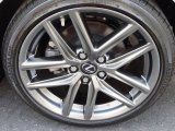 Lexus IS 2014 Wheels and Tires