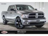 2012 Mineral Gray Metallic Dodge Ram 1500 Express Crew Cab #115164593