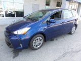 Toyota Prius v Data, Info and Specs