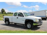 2006 Chevrolet Silverado 2500HD LS Extended Cab 4x4 Data, Info and Specs
