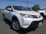 2013 Blizzard White Pearl Toyota RAV4 Limited #115164637
