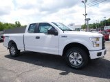2016 Oxford White Ford F150 Lariat SuperCab 4x4 #115164505