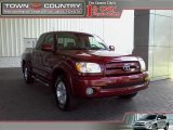 2005 Salsa Red Pearl Toyota Tundra Limited Access Cab #11506101