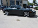 2005 Porsche 911 Forest Green Metallic