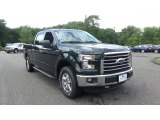2016 Green Gem Ford F150 XLT SuperCrew 4x4 #115205604