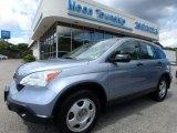 2008 Glacier Blue Metallic Honda CR-V LX 4WD #115209020