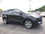 2014 Tuxedo Black Ford Escape Titanium 1.6L EcoBoost 4WD #115230518